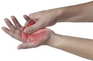 פציעות כף יד